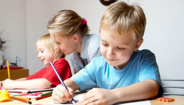 Δημιουργική απασχόληση και Αγγλικά Προσχολικής Ηλικίας