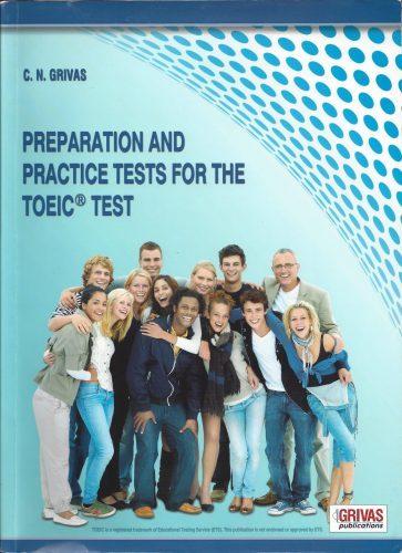 Grivas TOEIC Preparation COVER