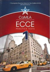 Listening Hamilton CaMLA ECCE Practice Tests Book 1