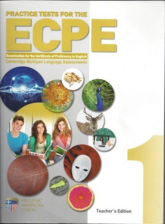 Listening Hellenic Amerian Union Practice Test for the ECPE Book 1 Copy