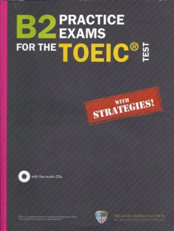 Listening HAU B2 PRACTICE EXAMS FOR THE TOEIC