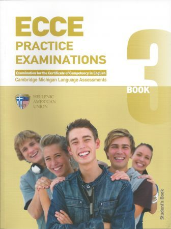 Listening Hellenic Amerian Union Practice Test for the ECCE Book 3